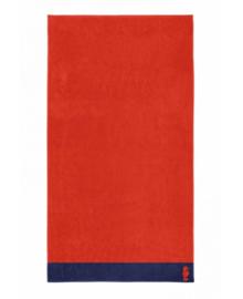 Seahorse Strandlaken Cruise (red)