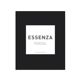 Essenza Kussensloop Perkal Katoen (zwart) 60x70