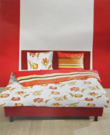Dreamcovers Dekbedovertrek Bex (rood) 240x200/220