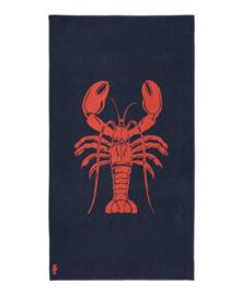 Seahorse Strandlaken Lobster (navy)