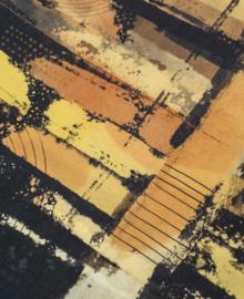 Kayori Dekbedovertrek Sakida (zwart) 200x200/220