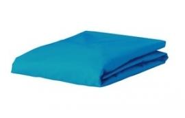 Essenza Hoeslaken Satijn Katoen (turquoise)