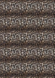 Essenza Plaid Leopard