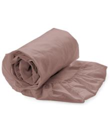 HNL Refined Hoeslaken Satijn Katoen (misty rose)