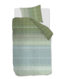 Kardol Dekbedovertrek Tabby (green) 140x200/220
