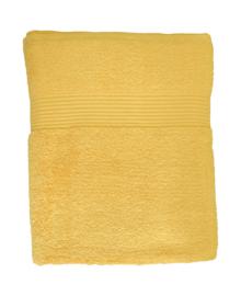iSleep Strandlaken Terry (geel) 100x180