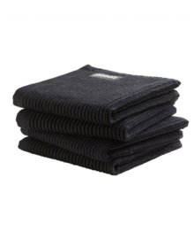 DDDDD Vaatdoek Basic Clean (neutral black)