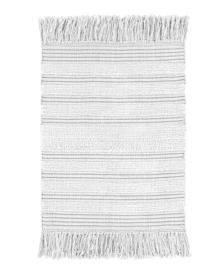 Heckett & Lane Badmat Nukus (white) 70x120