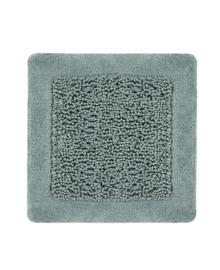 Heckett & Lane Bidetmat Buchara (mist blue) 60x60
