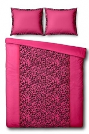Playboy Dekbedovertrek Baroque (pink) 140x200/220