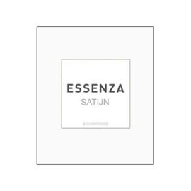 Essenza Kussensloop Satijn Katoen (white) 60x70