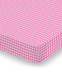 Damai Hoeslaken Vichy (pink) 60x120