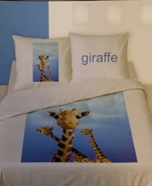 Dekbedovertrek Giraffe 140x200/220