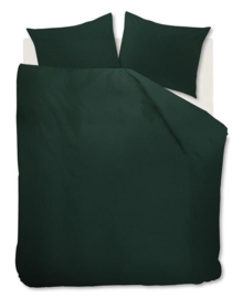 Beddinghouse Dekbedovertrek Basic (dark green) 200x200/220