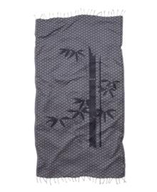 Seahorse Hamamdoek Bamboo (indigo)