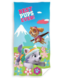 Paw Patrol Strandlaken Best Pups Ever (multi)