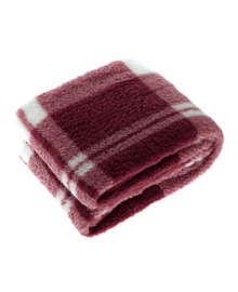 Unique Living Plaid Guus 150x200 cm (tawny port)