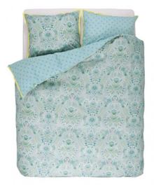 PIP Studio Dekbedovertrek Sea Stitch (blue) 200x200/220