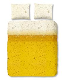 Good Morning Dekbedovertrek Beer (yellow) 240x200/220