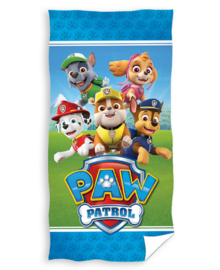 Paw Patrol Strandlaken Squad (multi/blue)