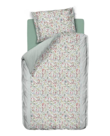 PiP Studio Dekbedovertrek Midnight Garden (white) 140x200/220