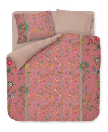 PiP Studio Dekbedovertrek Petites Fleurs (pink) 260x200/220