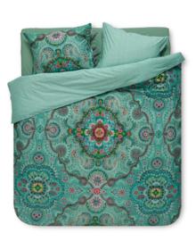PiP Studio Dekbedovertrek Sultans Carpet (green) 200x200/220