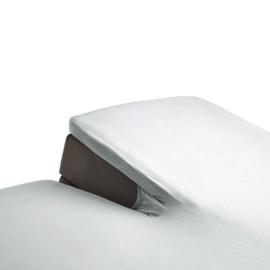 Beddinghouse Split-Topper Hoeslaken Jersey Lycra (white) 140/160x200/220