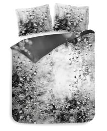 Heckett & Lane Dekbedovertrek Coco (drop grey) 260x200/220