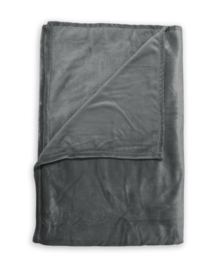 Zo! Home Plaid Cara (dark grey) 140x200