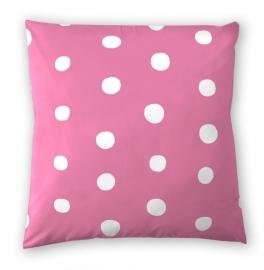 Damai Sierkussen Dotty Spotty (pink)