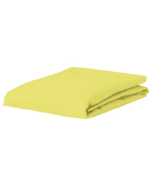 Essenza Laken Premium Perkal Katoen (canary yellow)