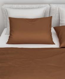 Zo! Home Dekbedovertrek Satinado (copper orange) 260x200/220