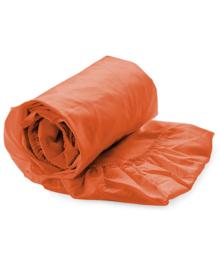 HNL Refined Hoeslaken Satijn Katoen (mecca orange)