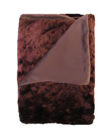 Heckett & Lane Plaid Sheba (brown) 150x220