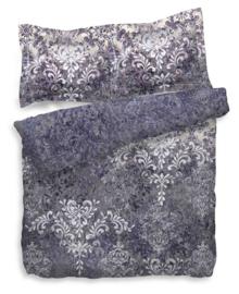 Heckett & Lane Dekbedovertrek Walsh (velvet blue) 260x200/220