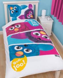Furby Dekbedovertrek Furbisch (multi) 140x200