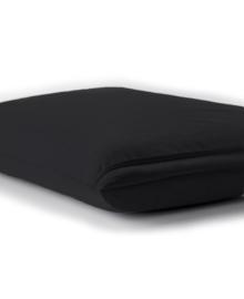 B-Sensible 2 in 1 Kussensloop + Kussenbeschermer (zwart) 60x70