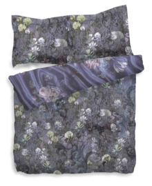 Heckett & Lane Dekbedovertrek Vanna (nightshadow blue) 260x200/220