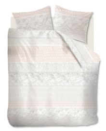 Beddinghouse Dekbedovertrek Lacy (soft pink) 200x200/220