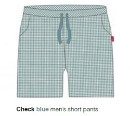 Marieke at Home Heren Shorts Jackson (blue)