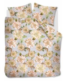 Beddinghouse Dekbedovertrek Linen Flower (natural) 200x200/220