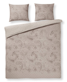 Papillon Dekbedovertrek Dolly (beige) 200x200/220
