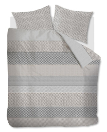 Riviera Maison Dekbedovertrek Boho Dream (grey) 200x200/220