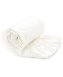 HNL Refined Topper Hoeslaken Satijn Katoen (white) 90x210