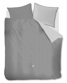 Riviera Maison Dekbedovertrek Gently (grey) 200x200/220
