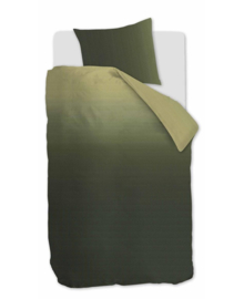 Kardol Dekbedovertrek Domus (green) 140x200/220
