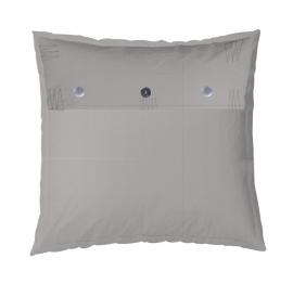 Stapelgoed Sierkussen XL Sweet Heartz (grey) 75x75