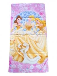 Disney Princess Strandlaken Prinsessen (licht roze)