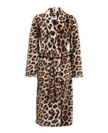 Zo! Home Badjas Leopard (brown)